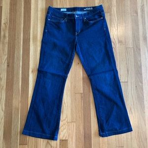 Gap 1969 Long & Lean Jean Trousers